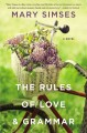 Go to record The rules of love & grammar : a novel